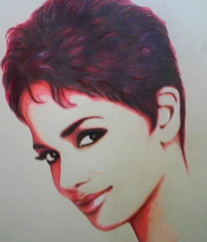 Halle Berry by audrey10